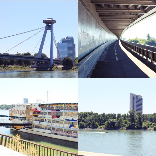 tuna nehri & bratislava köprüsü